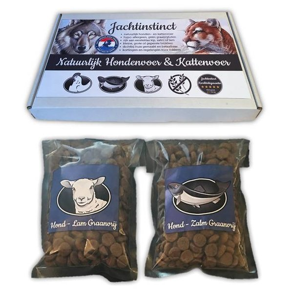 Jachtinstinct Hondenvoer 300 gram