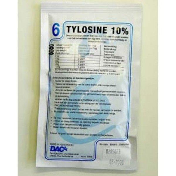 Dac Pharma Tylosin 10% (respiratory infections)