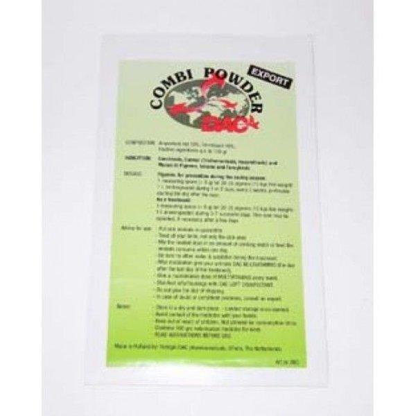 Dac Pharma Combi-powder ( coccidiosis, trichomonades and hexamites )
