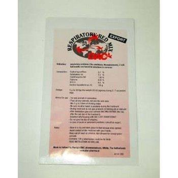 Dac Pharma Respiratory Red Mix (ornithose, Mycoplasmosis, Coryza, E-coli, Salmonella)