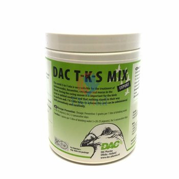 Dac Pharma TKS Mix (Trichomonades, hexamites,Coccidiosis)