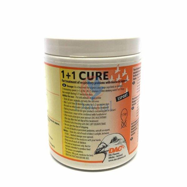 Dac Pharma 1 + 1 CURE mucus dissolver