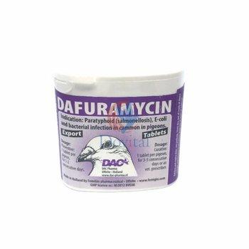 Dac Pharma Dafuramycin-Tabletten (Salmonella E-coli)