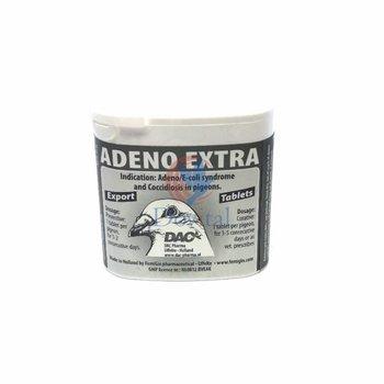 Dac Pharma Adeno Extra tablets (Adeno-Coli Syndroom en Coccidiose)