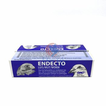 Dac Pharma ENDECTO (Milben und Würmer)