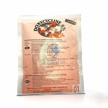 Dac Pharma Doxycycline 6% (Mycoplasma Chlamydia)