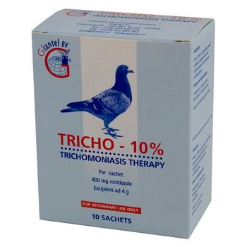 Giantel Tricho 10% 10x sachet 4 g