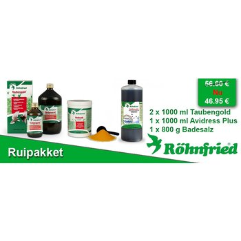 Röhnfried Rui Pakket