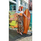 Bohemien Maxi Color Dress