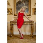 Pinup Red Sally Dress