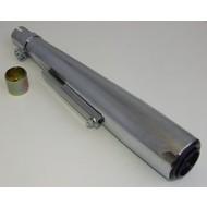 "Megaphone Demper 20"" / 51 cm"