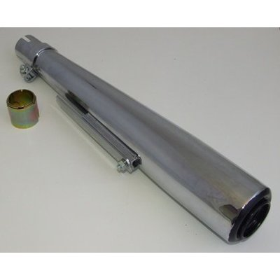 """Emgo Megaphone Demper 20"""" / 51 cm"""