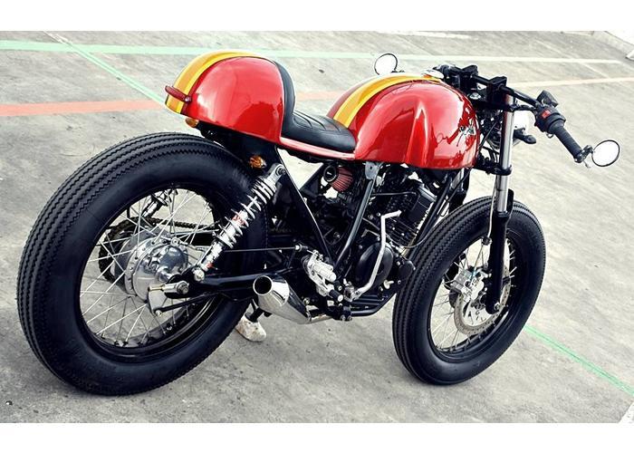 3.50 x 16 Firestone Champion Deluxe