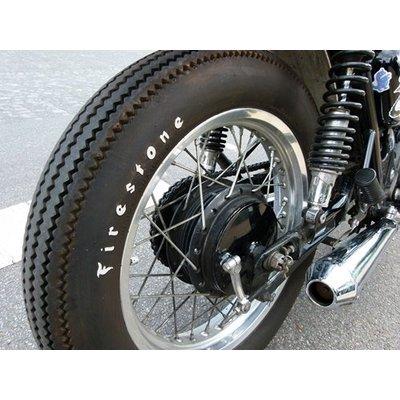 3.50 x 18 Firestone Champion Deluxe