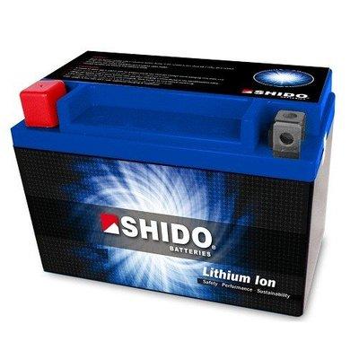 Shido YTZ7-S Lithium Ion Accu