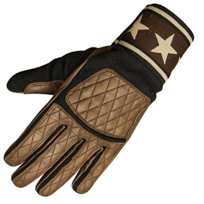 Roland Sands Peristyle - Tabacco Gloves