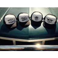 Motorcycles United Cap Black & White