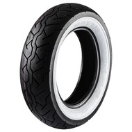 130/90 -16 TL 73 H Rear Maxxis M6011 White Wall
