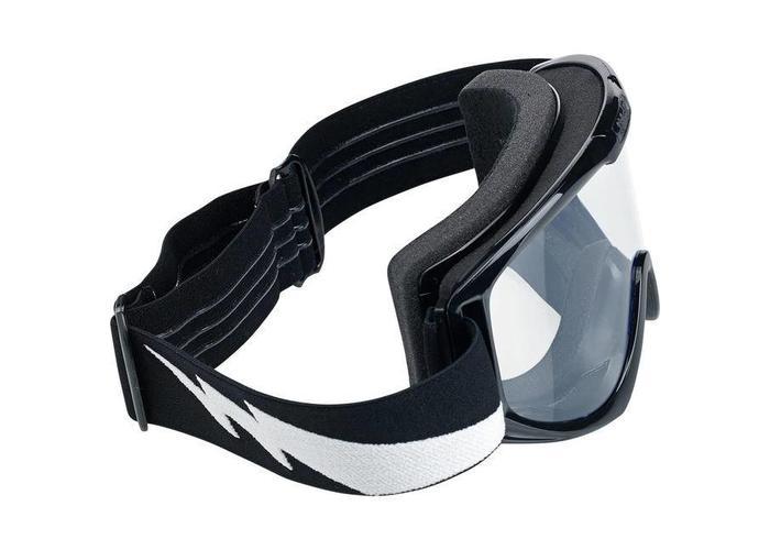 Biltwell Moto 2.0 Goggles Bolts Black