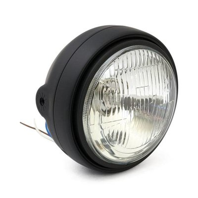 "5,75"" Thick Cafe Racer Koplamp"