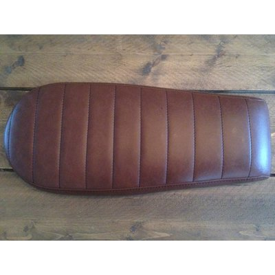 C.Racer Brat Seat Tuck 'N Roll Vintage Brown Wide 71