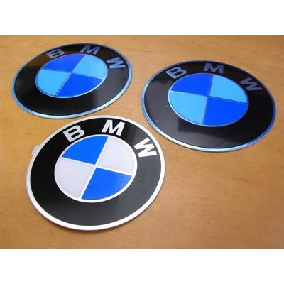 BMW 70MM Embleem RV2 Series