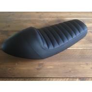 SR400 SR500 Style SR Seat Tuck 'N Roll Black 37