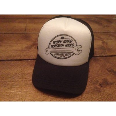 Motorcycles United Work Hard, Wrench Hard Cap