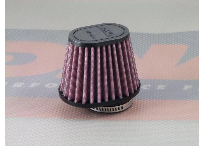 DNA 38MM Ovaal Filter Rubber Top