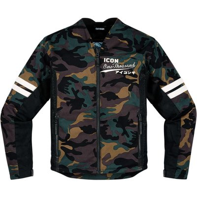 ICON One Thousand Oildale Conscript Jacket