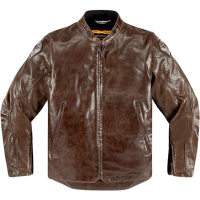 ICON One Thousand Retrograde Jacket Brown