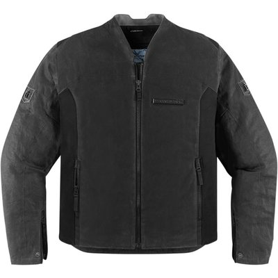 ICON One Thousand Oildale Black Jacket