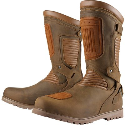 ICON One Thousand Prep Boots Bruin