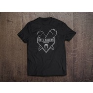 Motorcycles United Cafe Racers United Exhaust T-Shirt