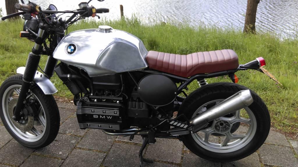 Bmw K75 Scrambler Project Reviewmotors Co