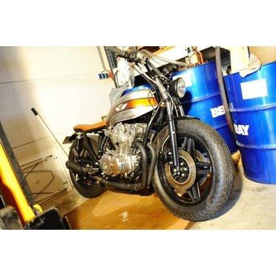 Te koop Honda CB 750 Caferacer met schade