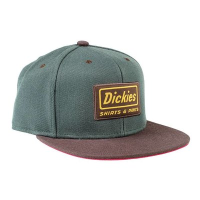 Dickies Jamestown Cap - Hunter Green