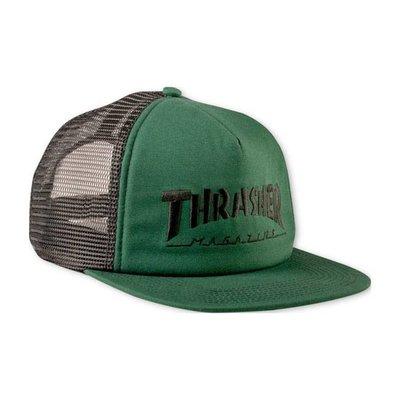 Thrasher Trasher Cap - Green/Black