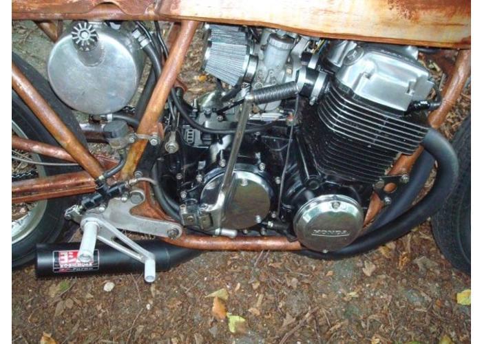 Honda CB750 F1 Cafe Racer uit 1976