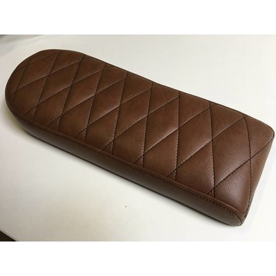 Brat Seat Diamond Vintage Brown Long 62