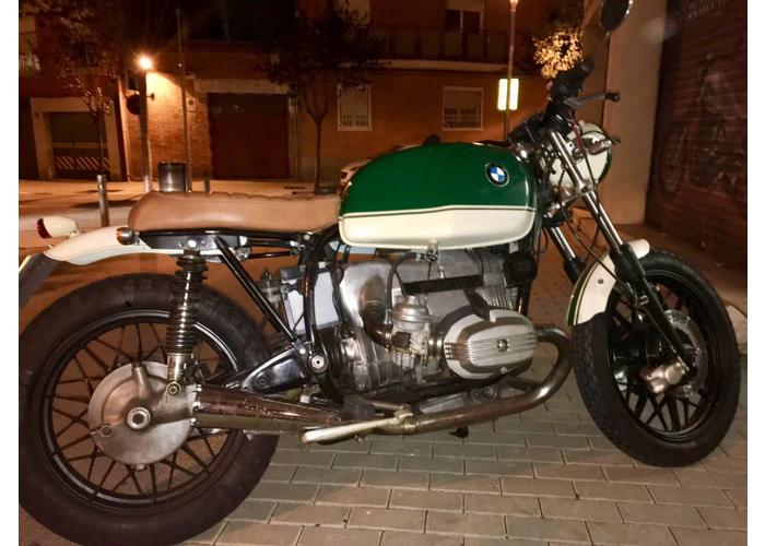 BMW R100 RT Cafe Racer