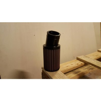 DNA 52MM Cilinder Filter Rubber Top RO-5217-127