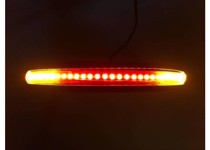 22MM LED-verlichting Hoop 180 Graden OD: 175MM