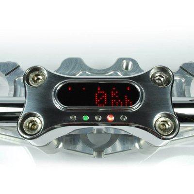 Motogadget MSM 22mm Stuur Clamp Gepolijst