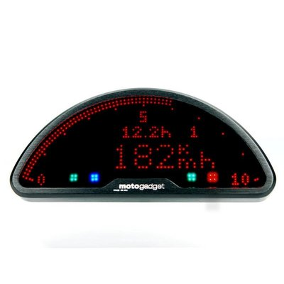 Motogadget Motoscope Pro Dashboard BMW R9T