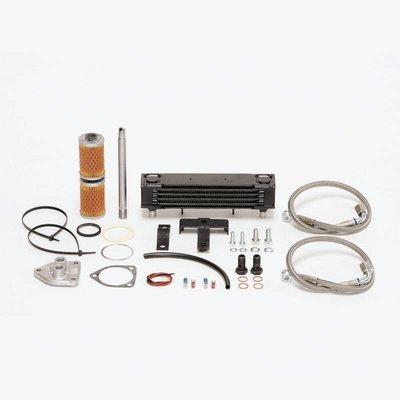 Oliekoeler Kit Centraal voor BMW R2V Boxer modellen