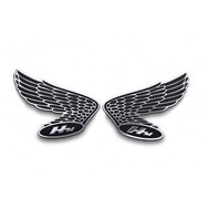 Motone Honda Wings HM Badges