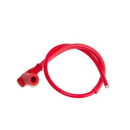 Bougie Dop + Siliconen Kabel CR4 Rood