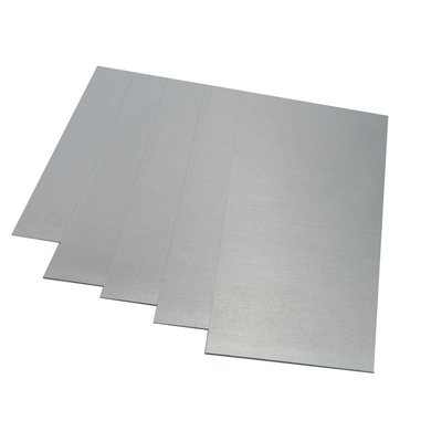 Aluminium plaat 200x300x2mm