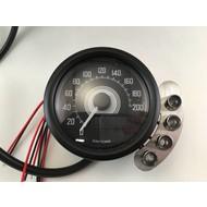 Controlelampen Plug & Play Daytona Velona Type 7